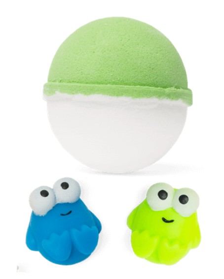 LE Easter_Frog Squishy_Green_Cucumber Pear (1)