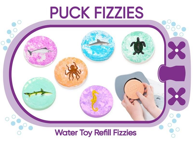 Puck Fizzies